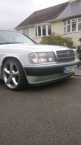 1990 mercedes 190e 2 0 manual sold devon retro rides