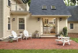 adding a porch to a saltbox house
