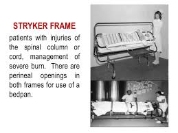 Stryker Frame Bed X Special Orthopedic Beds