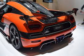 koenigsegg newest model koenigsegg u0027s agera final is the swansong of the series