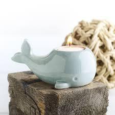 Light Holder Blue Whale Tea Light Holder Candles U0026 Holders Culture Vulture