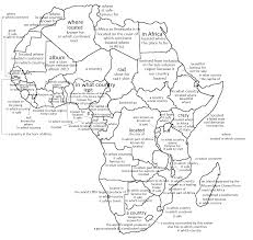 africa coloring pages coloringsuite com