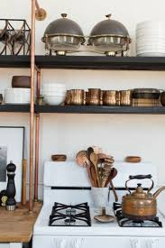 Pipe Shelves Kitchen by 2412 Best N E S T Images On Pinterest Bathroom Ideas Home And Room