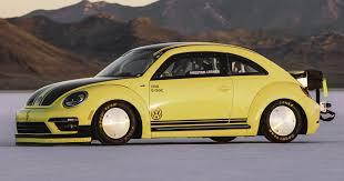kereta volkswagen wallpaper volkswagen beetle lsr achieves record 330 km h at bonneville to