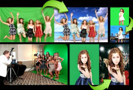 green screen photo booth photobooths green screens club t productions