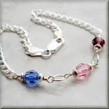 mothers birthstone bracelet bracelets bonny jewelry