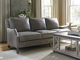 Leather Furniture Oyster Bay Ashton Leather Sofa Lexington Home Brands