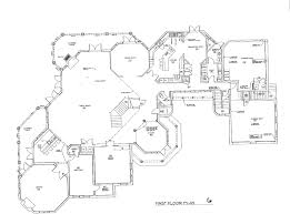 36 unique mansion floor plans plans unique small house plans