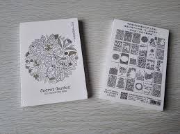 secret garden colouring book postcards tintage postcards for reviews shopping tintage