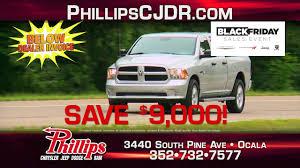 chrysler jeep dodge dealership black friday sales event at phillips chrysler jeep dodge ram