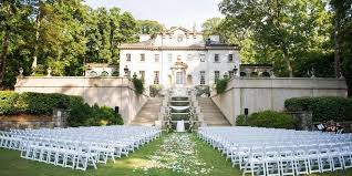 affordable wedding venues in atlanta swan house at atlanta history center weddings