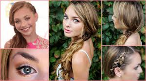 dance mom maddie hair styles maddie ziegler from dance moms tca hair and makeup tutorial