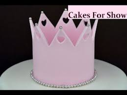 the 25 best crown cake ideas on pinterest princess crown cake