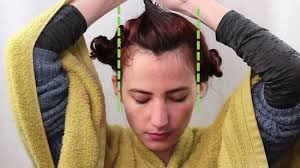 cut your own shag haircut style 3 ways to layer cut your own hair wikihow