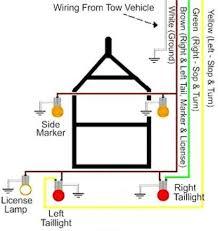 wiring trailer lights diagram efcaviation com