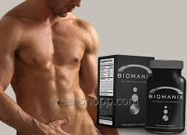 the biomanix capsules biomaniks for improvement of male health