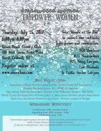 iwirc nj joint women u0027s networking event july 2017 registration