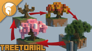 custom trees in 5 easy steps with downloads minecraft tutorial