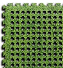 easy lock flooring tiles grass effect