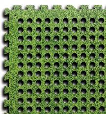 easy lock flooring tiles grass effect