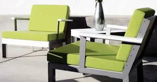 Patio Furnitures by Modern Metal Outdoor Furniture Home Design Ideas