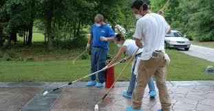 Wet Look Patio Sealer Reviews Best Concrete Sealers Tips For Sealing Concrete The Concrete
