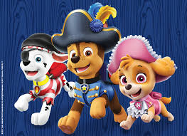 paw patrol live pirate adventure playhouse square