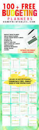 Free Monthly Budget Planner Spreadsheet by Best 25 Budget Templates Ideas On Pinterest Bill Template