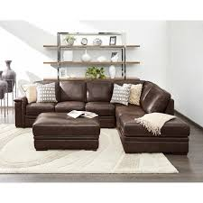 bedroom top manly home decor ideas with chic brown costco leather