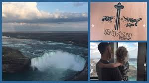 skylon tower at niagara falls beingmommywithstyle youtube