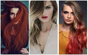 invierno 2016 color de pelo rojo de tendencia que color de pelo se llevará esta primavera verano descubre que