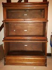 Bookcases With Doors Uk Glass Fronted Bookcase Ebay