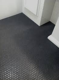 Shiny Or Matte Bathroom Tiles Best Reader Submitted Bath Space Winner Steve Carbin Penny Tile