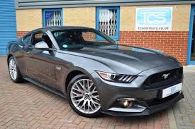 ford mustang gt uk ford mustang 5 0 gt fastback automatic 65 plate for sale 2015