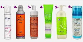 light gel for curly hair poofygypsy best styling products for naturally curly hair