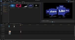 powerdirector slideshow templates cyberlink powerdirector 13 review create with