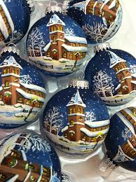 best picture of custom hand painted christmas ornaments all can