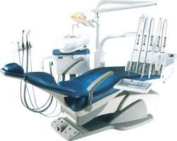 Mechanical Chair Dental Treatment Unit With Electro Mechanical Chair With
