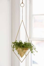 modern hanging planters modsy
