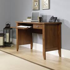 Sauder Harbor View Computer Desk With Hutch Salt Oak by Workstation Computer Cool Elegant Home Office Appealing Dark
