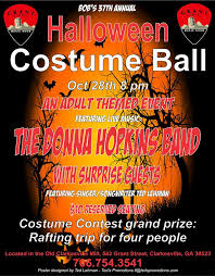 Ted Halloween Costume Halloween Costume Ball Featuring Donna Hopkins Band U0026 Surprise