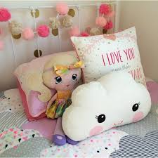big bed pillows baby pillow toys 2016 new kids room bed sofa decoration smiley face