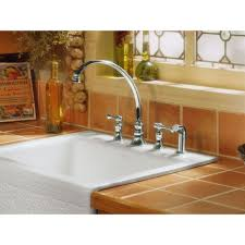 kohler faucet k 16109 4a bn revival vibrant brushed nickel two