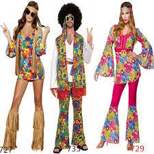 Hippie Costumes Halloween Gypsy Astrologer Fancy Bohemian Midi Dress Exotic Apparel