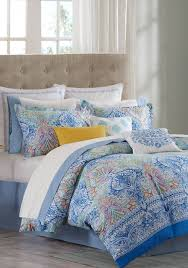 echo design painted paisley bedding collection belk