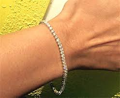 diamond bracelet styles images Why is a tennis bracelet called a tennis bracelet diamond heaven jpg