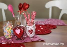 Valentine S Day Decorations Easy To Make by How To Make Easy Valentine Decorations Thesouvlakihouse Com