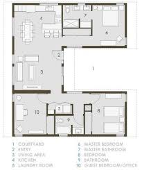 small courtyard house plans 100 u shaped house plans enclosed courtyard design with a