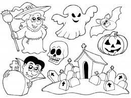 coloriage halloween à colorier dessin à imprimer activité