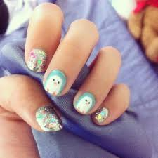 awesome simple nail art designs for short nails for beginners